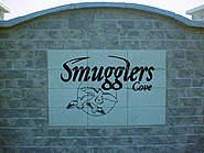 Smugglers Cove Entrance